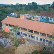 Novo espaço está sendo erguido ao custo de R$ 1,6 milhão